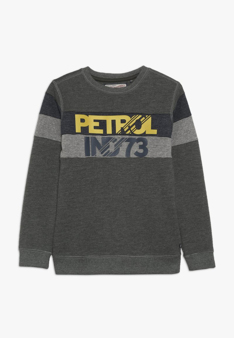 Petrol Industries - Sweatshirt - dark army