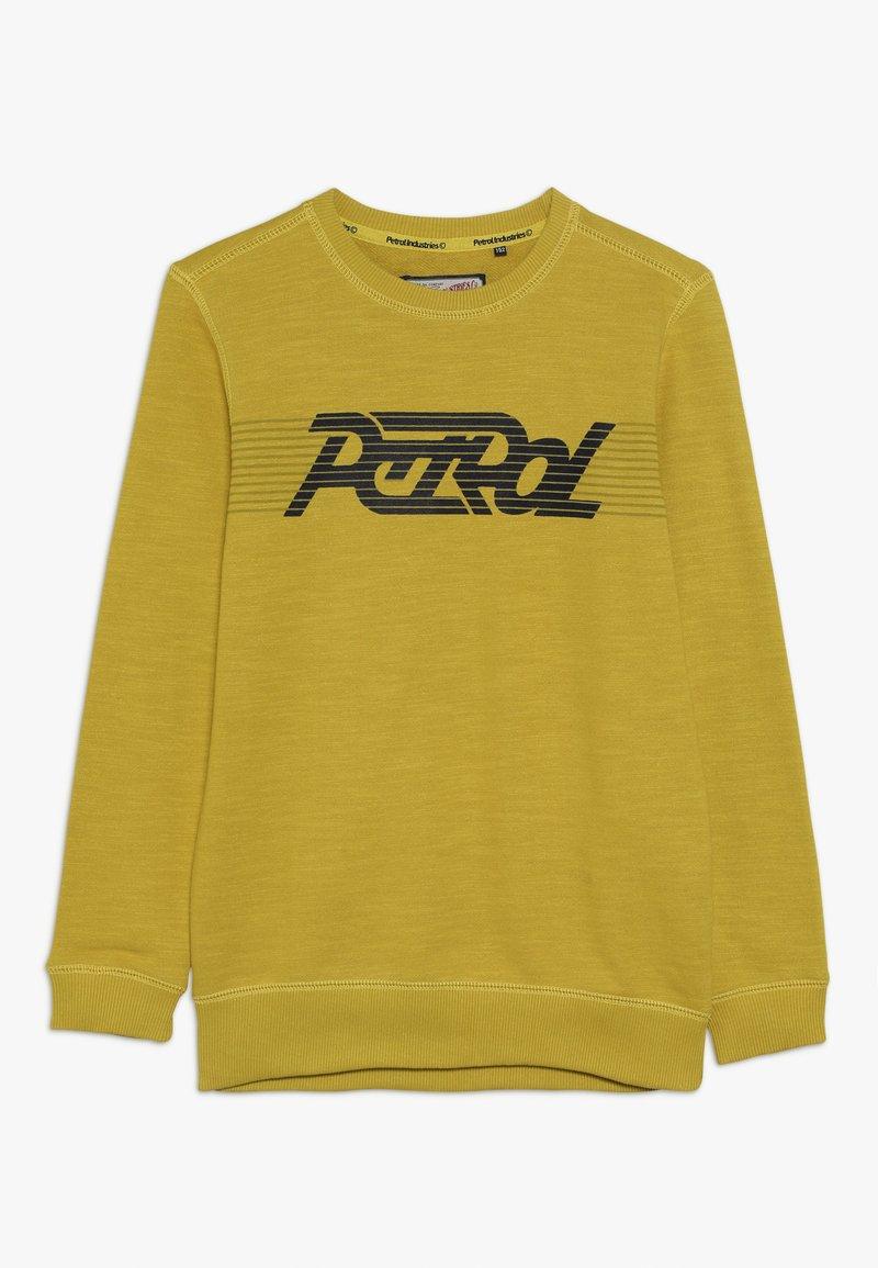 Petrol Industries - Sweater - vinegar