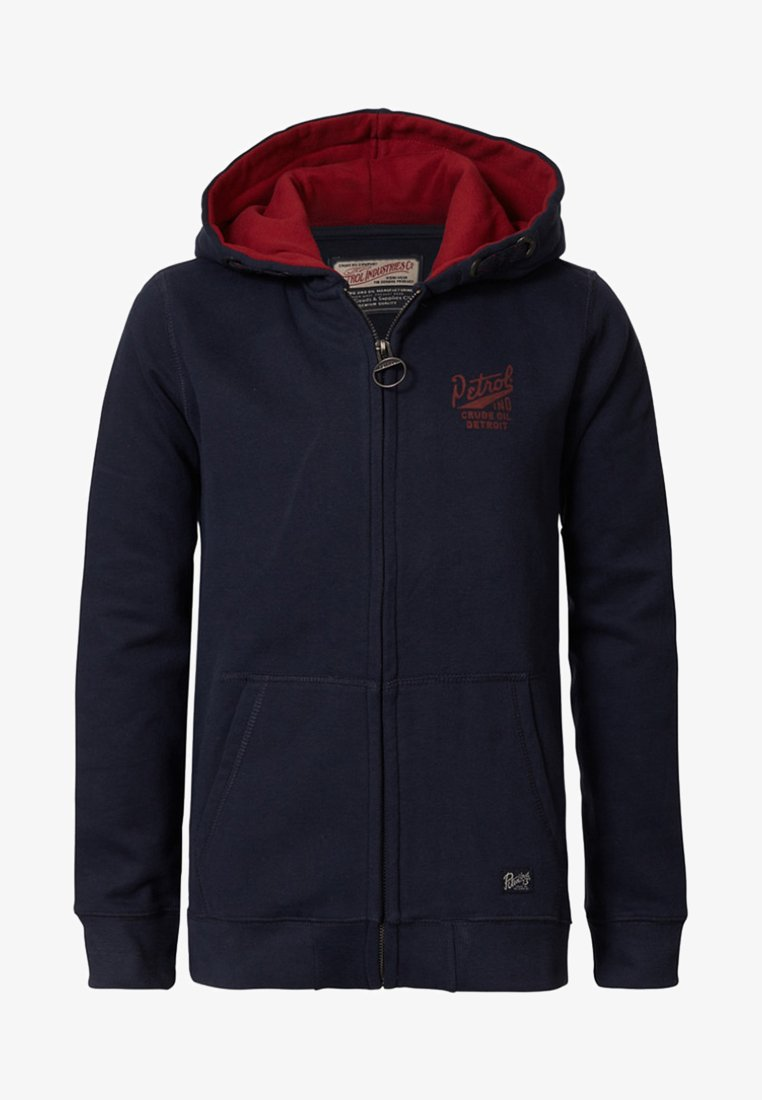 Petrol Industries - Zip-up hoodie - deep navy
