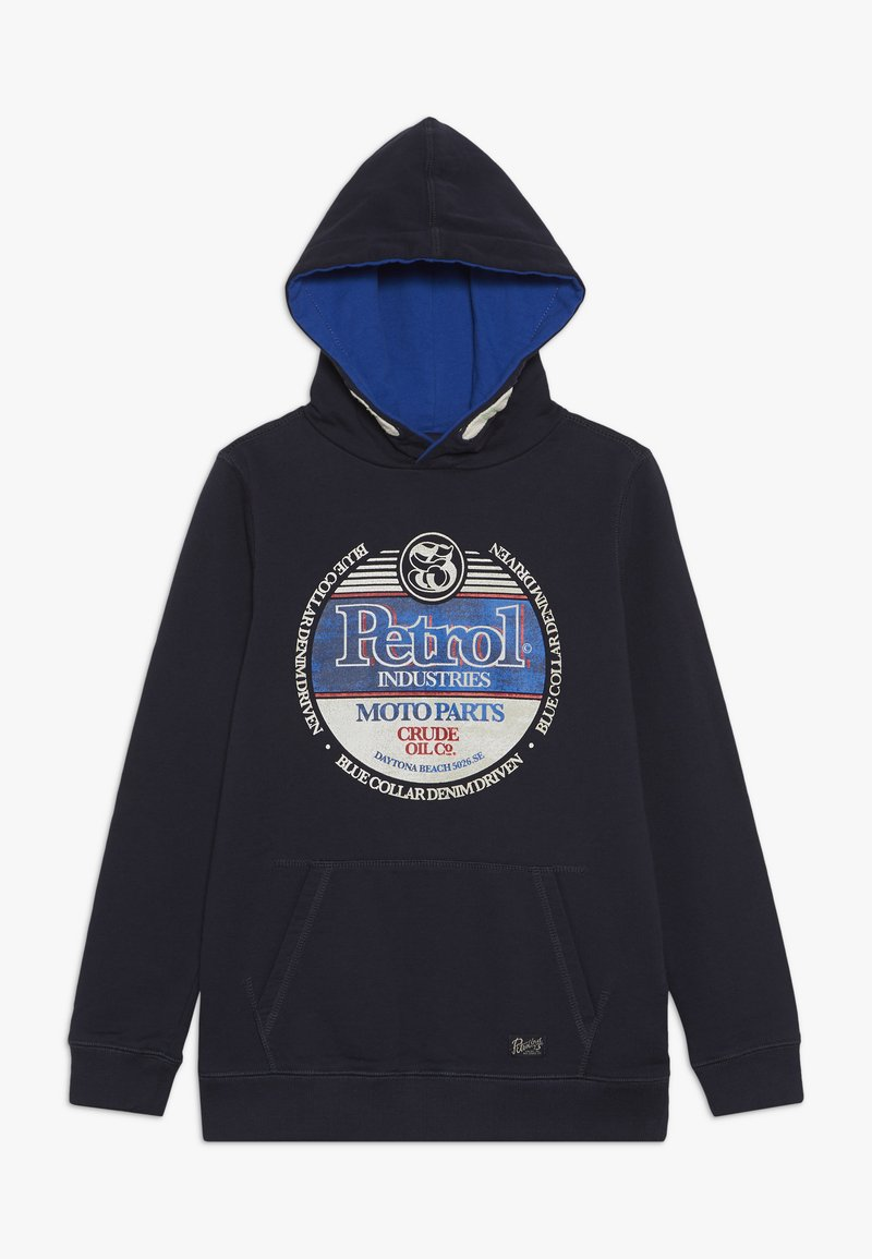 Petrol Industries - B-1000-SWH300 - Sweat à capuche - deep navy