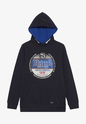 B-1000-SWH300 - Sweat à capuche - deep navy