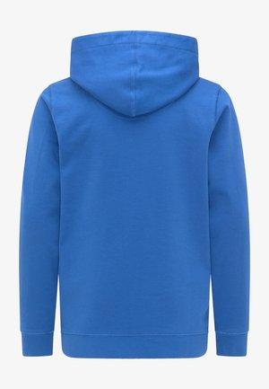 B-1000-SWH300 - Hoodie - antartic blue
