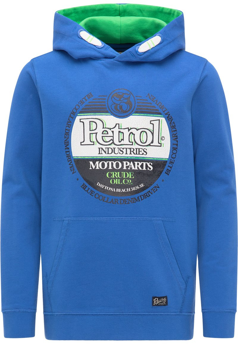 Petrol Industries - B-1000-SWH300 - Jersey con capucha - antartic blue