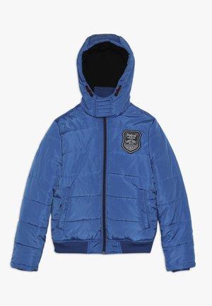 Zimní bunda - daytona blue