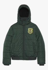 Petrol Industries - Winter jacket - night green - 0