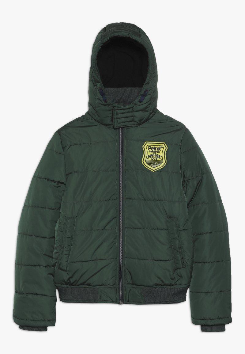 Petrol Industries - Winter jacket - night green