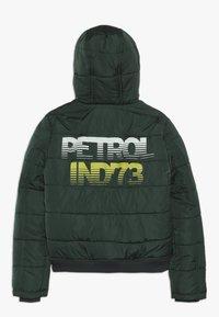 Petrol Industries - Winter jacket - night green - 1