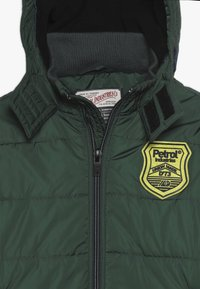 Petrol Industries - Winter jacket - night green - 2