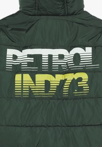 Petrol Industries - Winter jacket - night green - 4