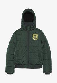 Petrol Industries - Winter jacket - night green - 5