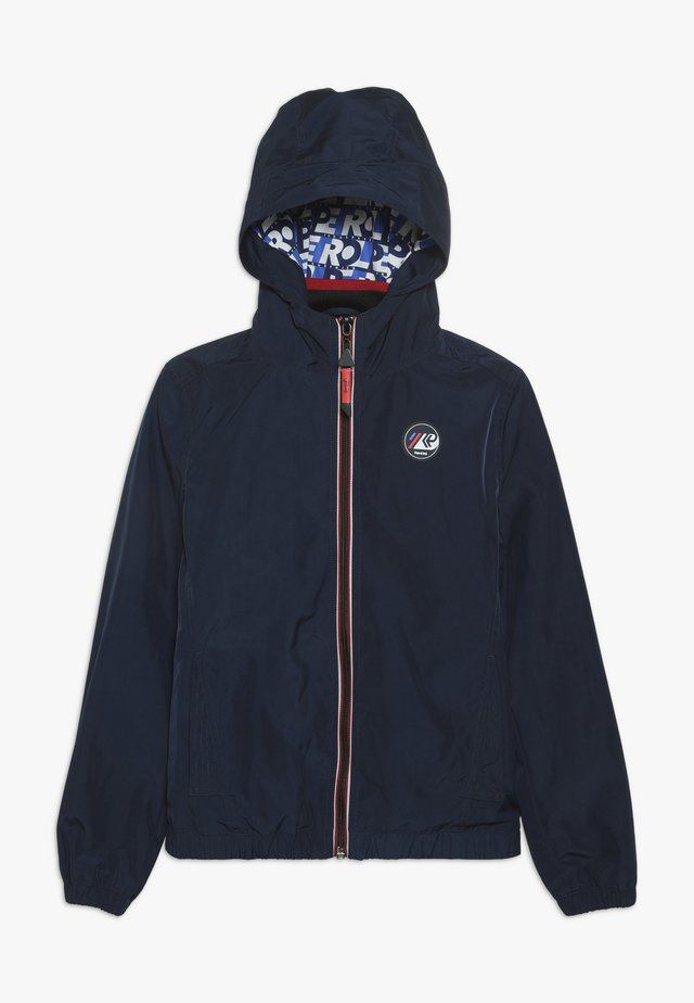 Light jacket - deep navy