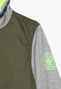 Petrol Industries - Lehká bunda - greenstone - 3
