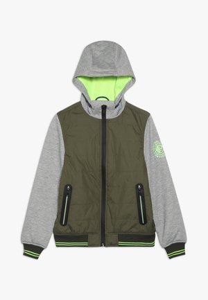Light jacket - greenstone
