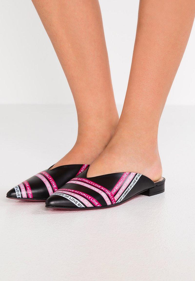 Pinko - SABOT  - Mules - black