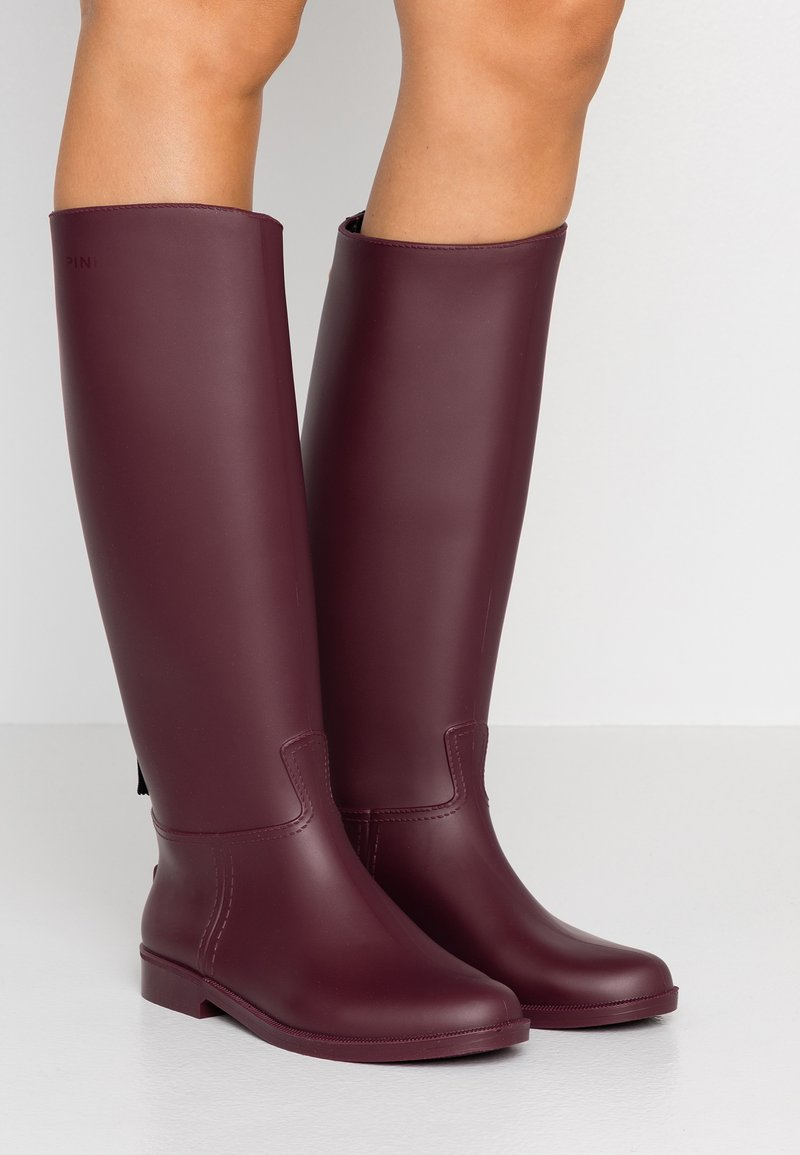 Pinko - BOMBA - Wellies - bordeaux
