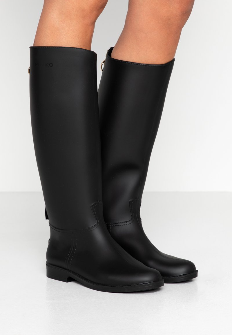 Pinko - BOMBA - Wellies - black