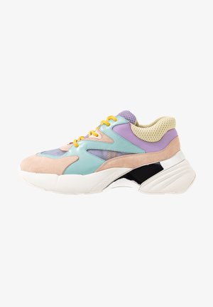 MAGGIORANA - Sneakers basse - bianco