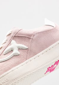 Pinko - LIQUIRIZIA - Matalavartiset tennarit - rosa/bianco - 2