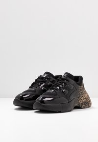 Pinko - RUBINO ANIMALIER - Trainers - multicolor/nero - 4