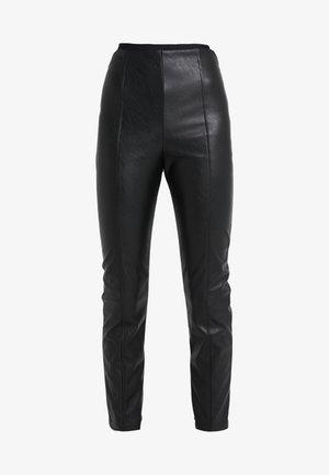 GABBIONE PANTALONE - Leggings - Trousers - black