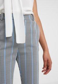 Pinko - BELLA PANTALONE - Pantalones - multi/bianco/nero/bluette - 5