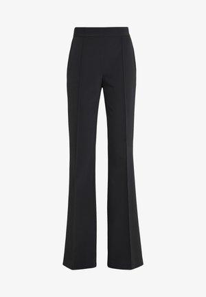 RASSICURARE PANTALON - Pantalones - black