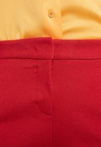 Pinko - BELLO PANTALONE  - Leggingsit - red - 6