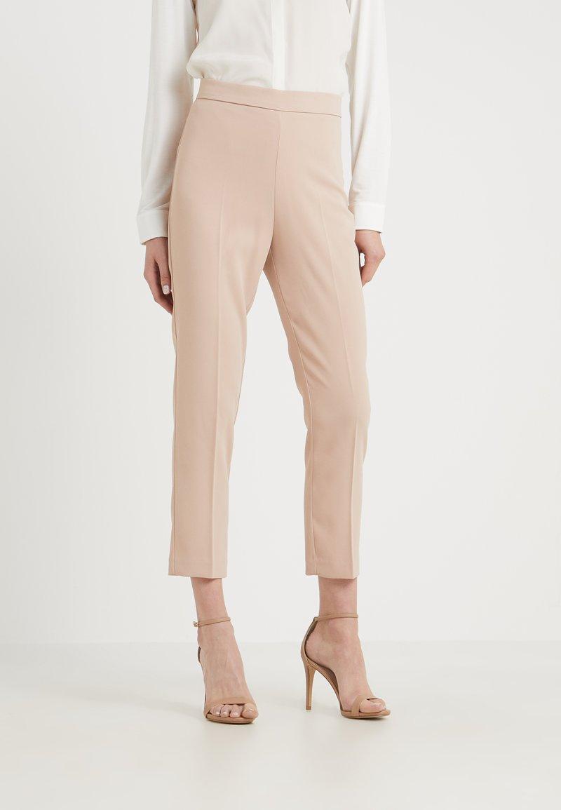 Pinko - BEA PANTALONE - Kalhoty - beige