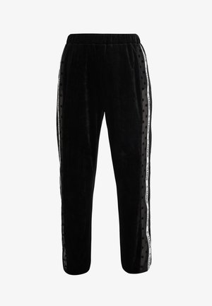 WEMBLEY PANTS - Tracksuit bottoms - black