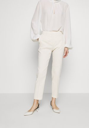 BELLO  - Trousers - white