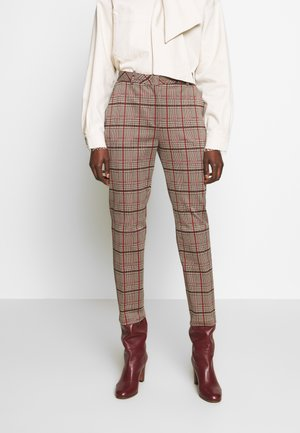 BELLA - Pantalones - brown