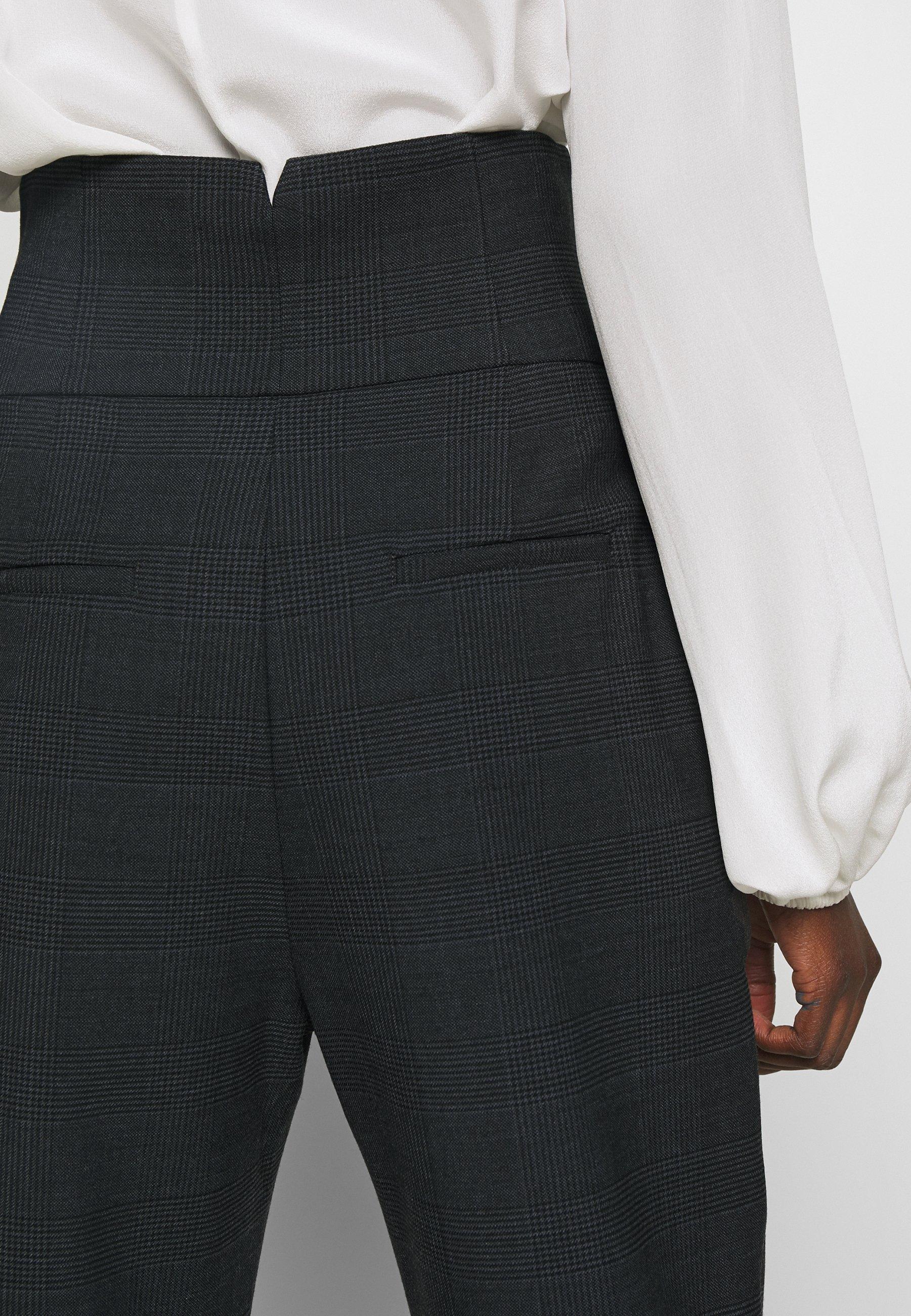 Pinko Joseph Trousers - Bukse Dark Grey