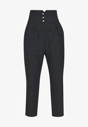 JOSEPH TROUSERS - Trousers - dark grey