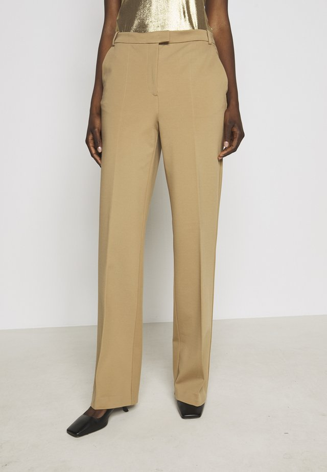 SHYLA  PANTALONE - Trousers - camel