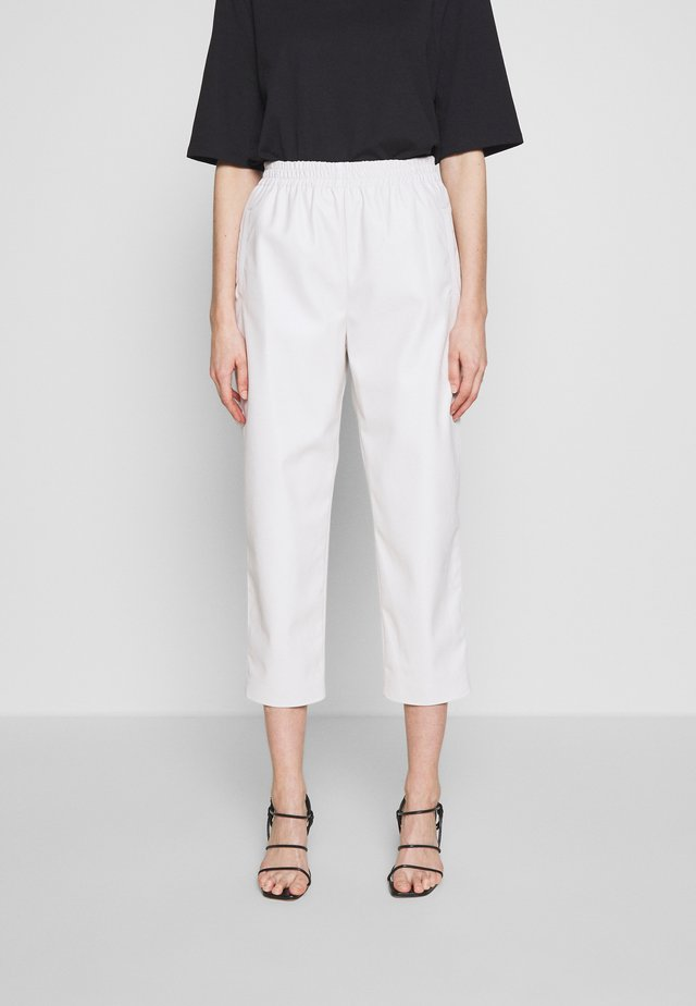 SADIE PANTALONE - Trousers - off white
