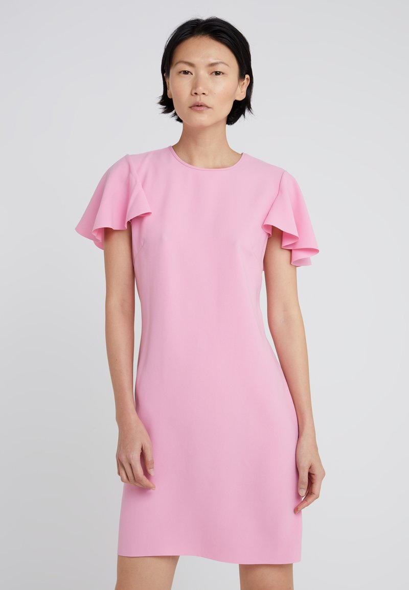 Pinko - ATTRAENTE ABITO - Cocktail dress / Party dress - rosa/rosso
