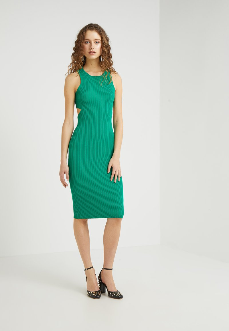 Pinko - BETTY ABITO COSTA  - Pouzdrové šaty - green