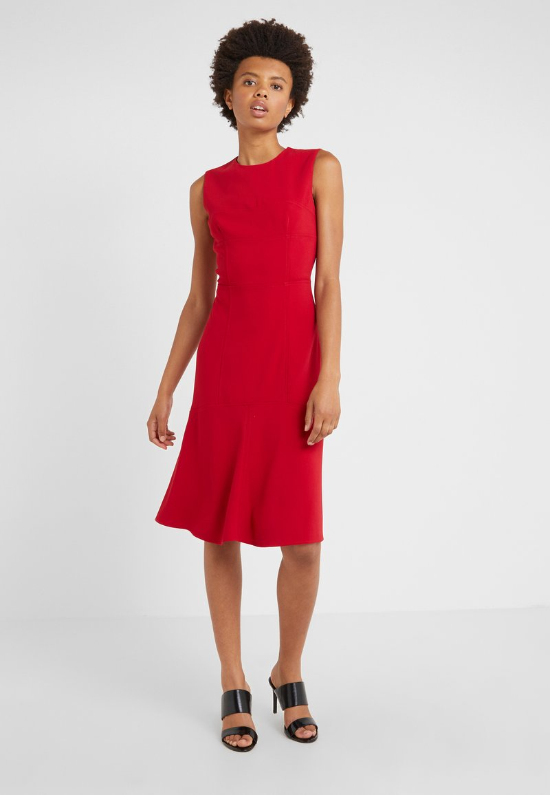Pinko - SALIRE ABITO - Day dress - red