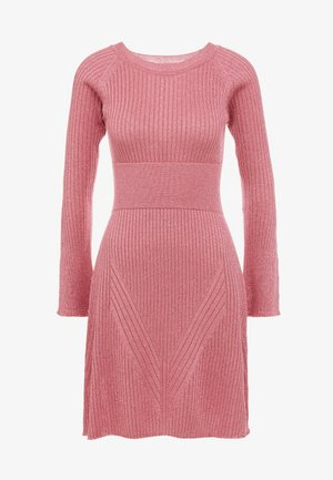 TENTONI ABITO - Jumper dress - pink