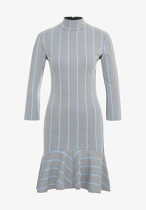 MARINARE ABITO PUNTO - Robe en jersey - multi/bianco /nero/ bluete