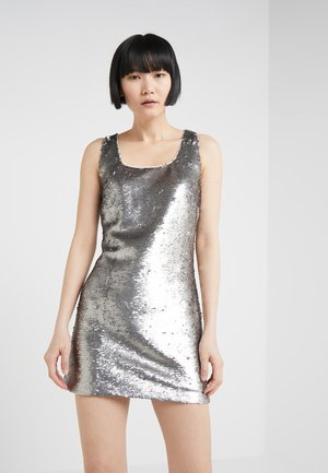 LEGITTIMARE ABITO - Cocktail dress / Party dress - grey