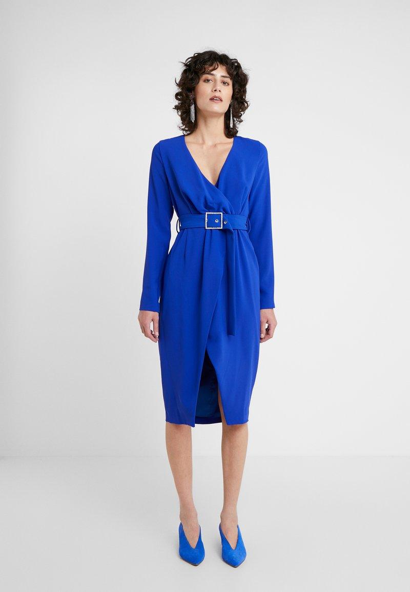 Pinko - MAGIC ABITO - Cocktail dress / Party dress - blue