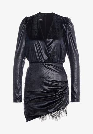RIVER ABITO BAGNATO - Cocktail dress / Party dress - black