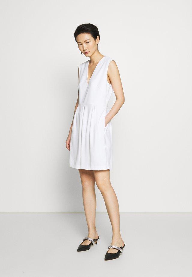 PIGNOLATA ABITO - Korte jurk - bianco biancaneve