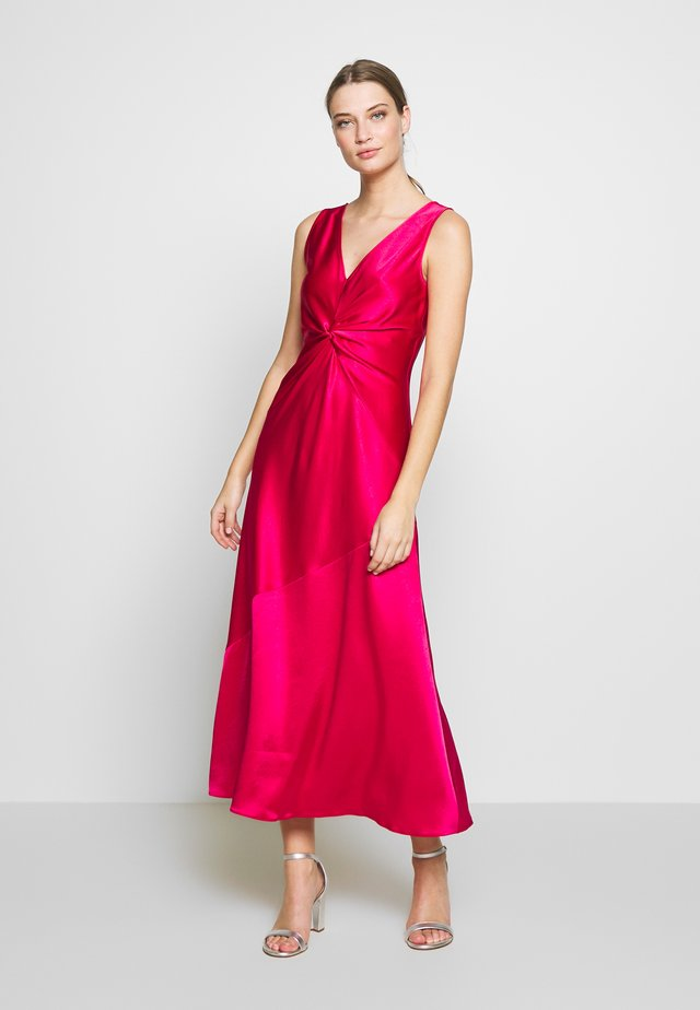 MINESTRA ABITO  - Cocktail dress / Party dress - rosso persiano