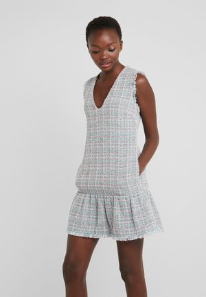 ZABAIONE ABITO TWEED FANTASIA - Day dress - rosa