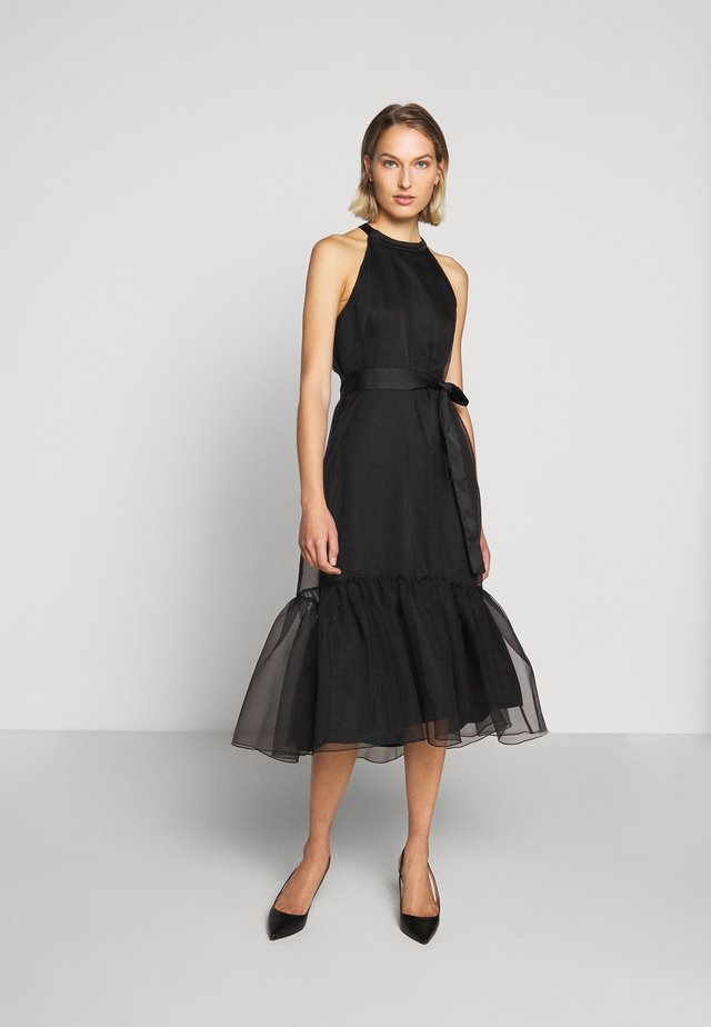 GARRETT ABITO MOSSA - Cocktail dress / Party dress - black