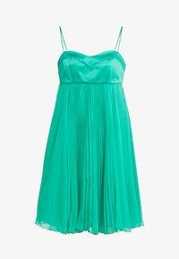 Pinko - BIANCANEVE ABITO - Vestido de cóctel - green - 5