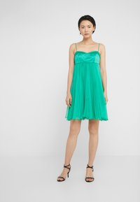 Pinko - BIANCANEVE ABITO - Vestido de cóctel - green - 0