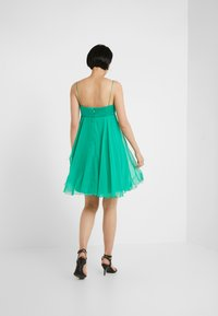 Pinko - BIANCANEVE ABITO - Vestido de cóctel - green - 2